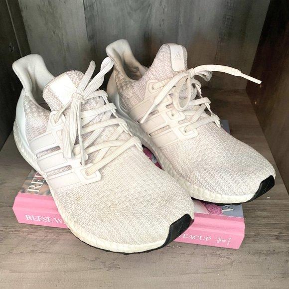 adidas ultra boost white womens size 7